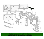 Front Lateral Link - Mercedes-Benz (2103501606)