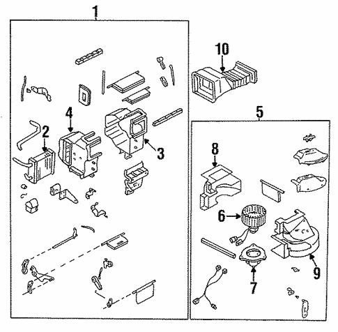 1986 mazda b2000 engine diagram blower motor   fan for 1986 mazda b2000 realmazdaparts com  blower motor   fan for 1986 mazda b2000