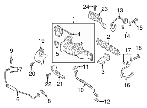 2007 kia optima rear suspension diagram