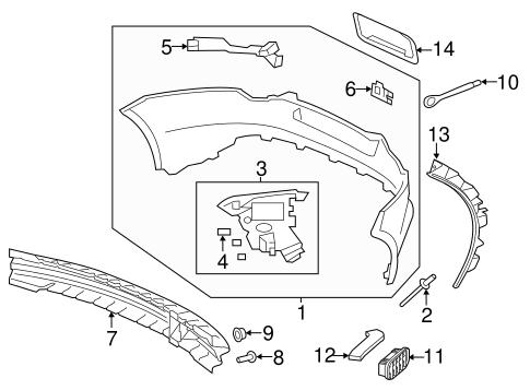 Bumper Components