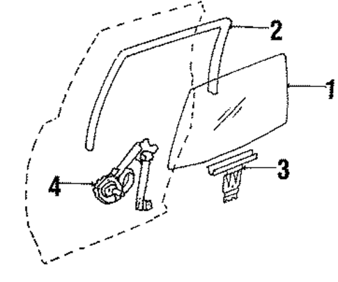 Rear Door Scat also Glass Windshield Scat besides Sunroof Scat in addition Wiper And Washer  ponents Scat furthermore Outside Mirrors Scat. on ford oem auto glass