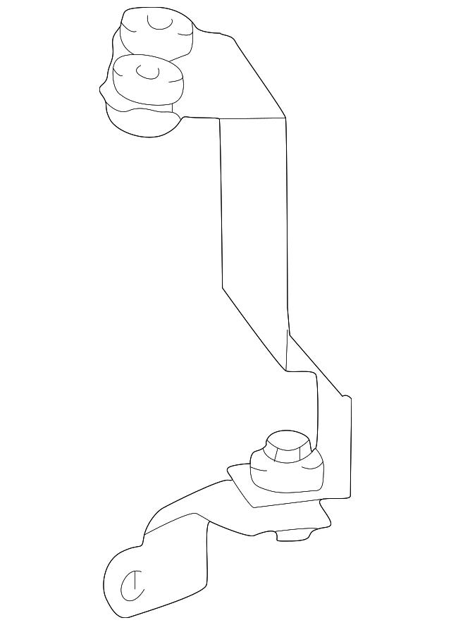 actuator assembly bracket