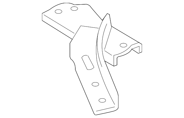 Front Bracket Stay