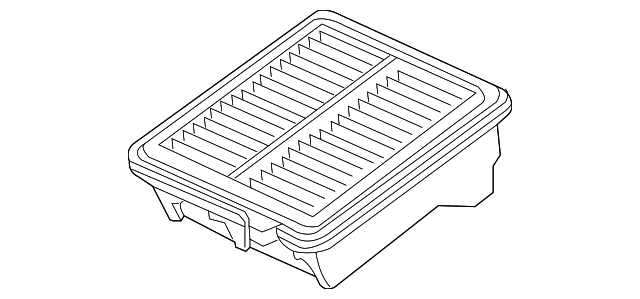 element assembly  air cleaner