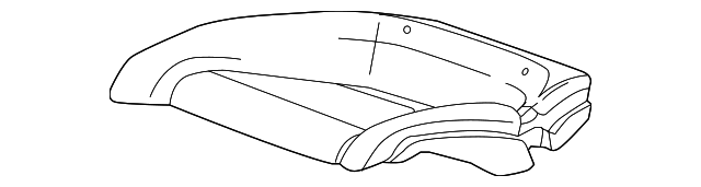 Genuine GM Cushion Cover 20761335