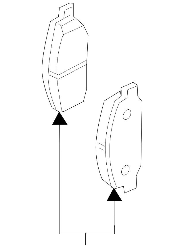 Nissan Murano Brake Disk Diagram