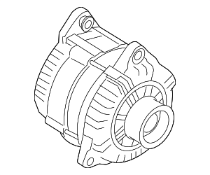 Alternator - Nissan (2310M-EA00BRW)