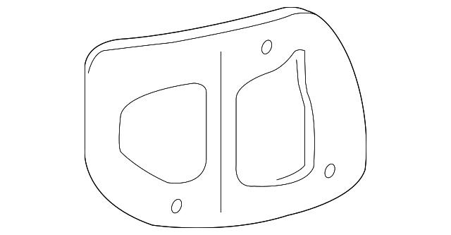 lens  u0026 housing gasket