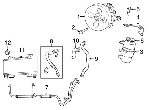 pump hoses for 2015 dodge viper steve white parts. Black Bedroom Furniture Sets. Home Design Ideas