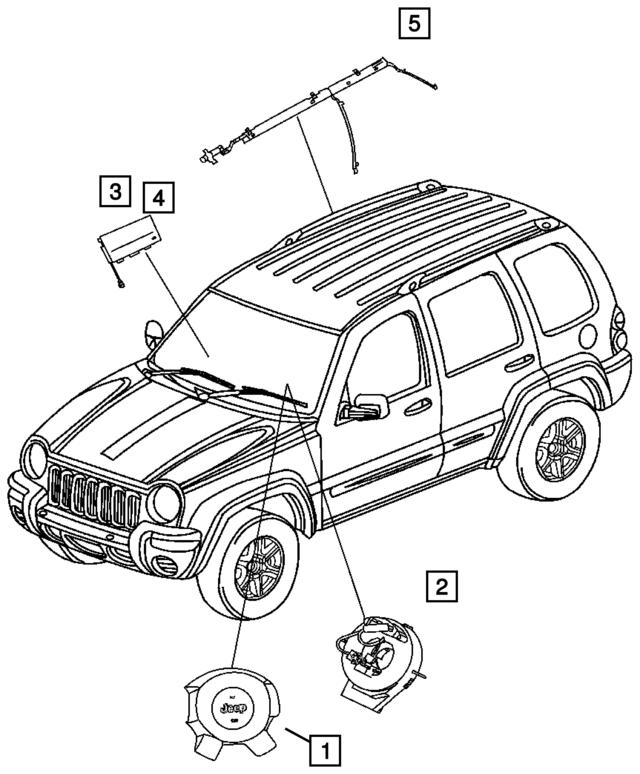 2014 Jeep Wrangler Wiring Schematic