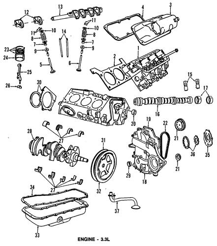 rear main seal retainer