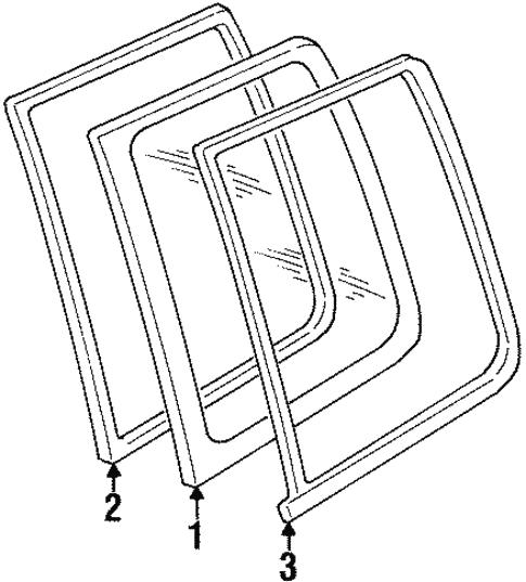 1998 Chevy Tracker Parts Diagram