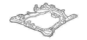 Sub-Frame, Front Suspension (4WD) - Acura (50200-TK5-A02)