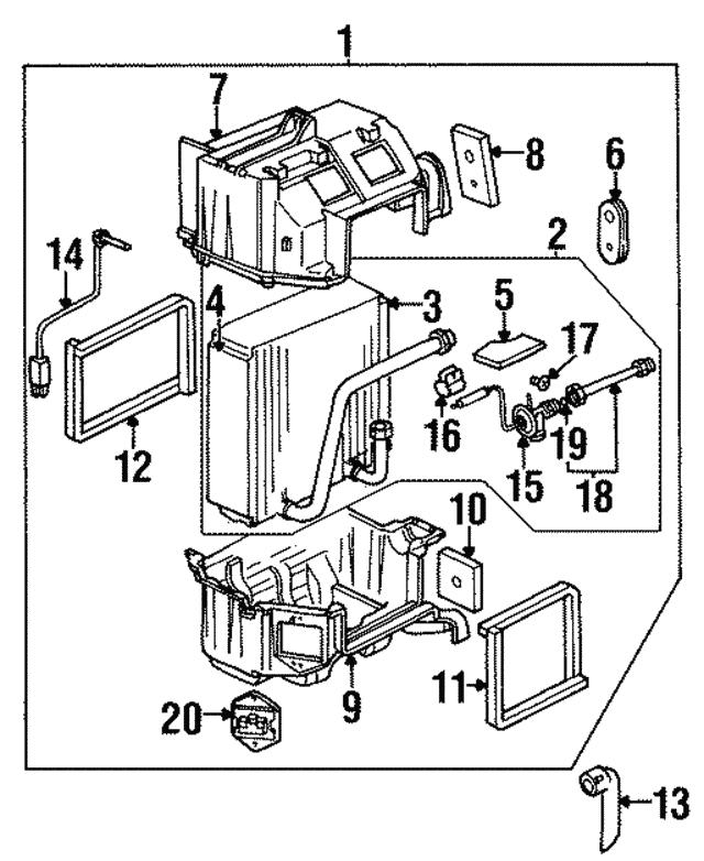 Resistor Plugs