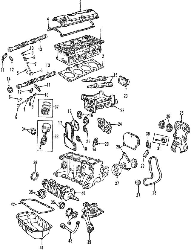 2003 2005 Dodge Neon Exhaust Valve 4852361ab
