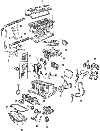 dodge neon valve cover gaskets