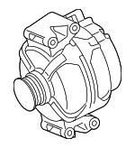 Alternator - Mercedes-Benz (000-906-11-07)