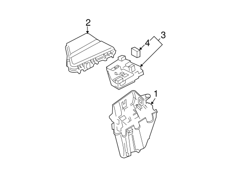 Electrical Components For 2003 Cadillac Cts