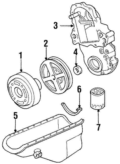 99 Chevy Tahoe Front Differential Parts Diagram