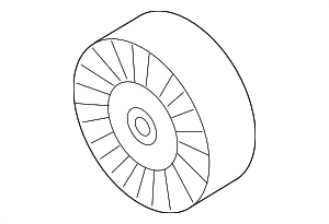 Pulley - BMW (11-28-7-578-675)