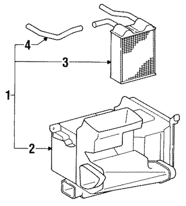 Heater Core