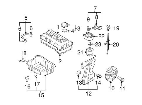 sonata engine engine parts parts sonata 2007 hyundai. Black Bedroom Furniture Sets. Home Design Ideas