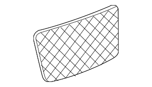 Cargo Net - Mercedes-Benz (168-814-00-07-7K68)