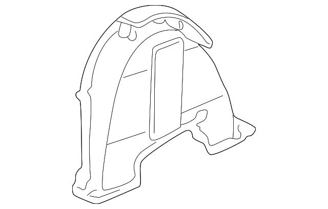cover  timing belt  upper