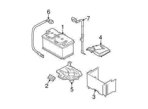 battery volkswagen 000 915 105 dh vwpartsvorte. Black Bedroom Furniture Sets. Home Design Ideas