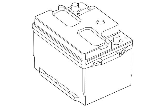 96r Car Battery