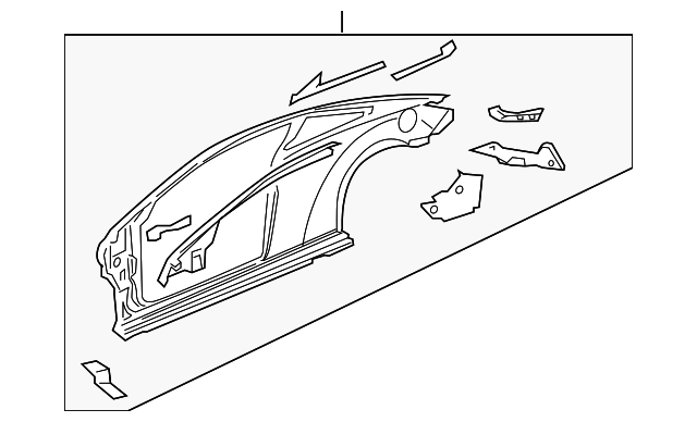 Gm Mirror Assembly 25831893 also Bumper And  ponents Front Scat additionally 2002 Pontiac Sunfire Wiring Schematic together with Pontiac 3800 Series 2 Engines Firing Order moreover Suspension Control Arm Replacement Cost. on pontiac grand prix coupe