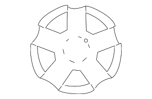 Wheel, Alloy - Nissan (40300-EA31A)