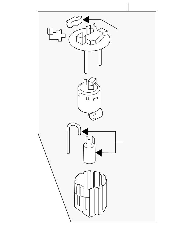 In Tank Fuel Pump
