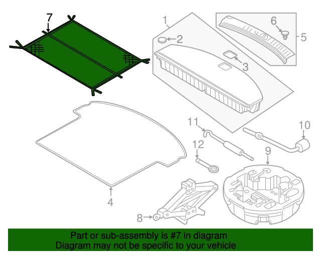 1 Pack Zirgo 317872 Heat /& Sound Deadener for 48-52 F150 Truck ~ Under Bed Stg2 Kit