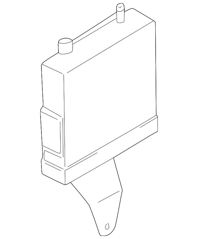 Mitsubishi Galant Ecm Md355245