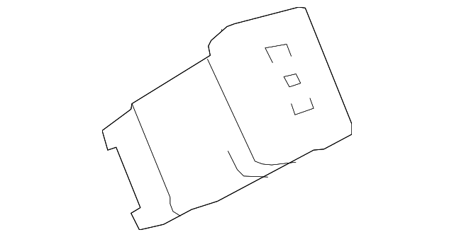 Toyota 84751-47031 Seat Heater Switch