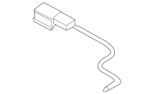 Genuine Nissan Thermistor Probe 27723-JM00A