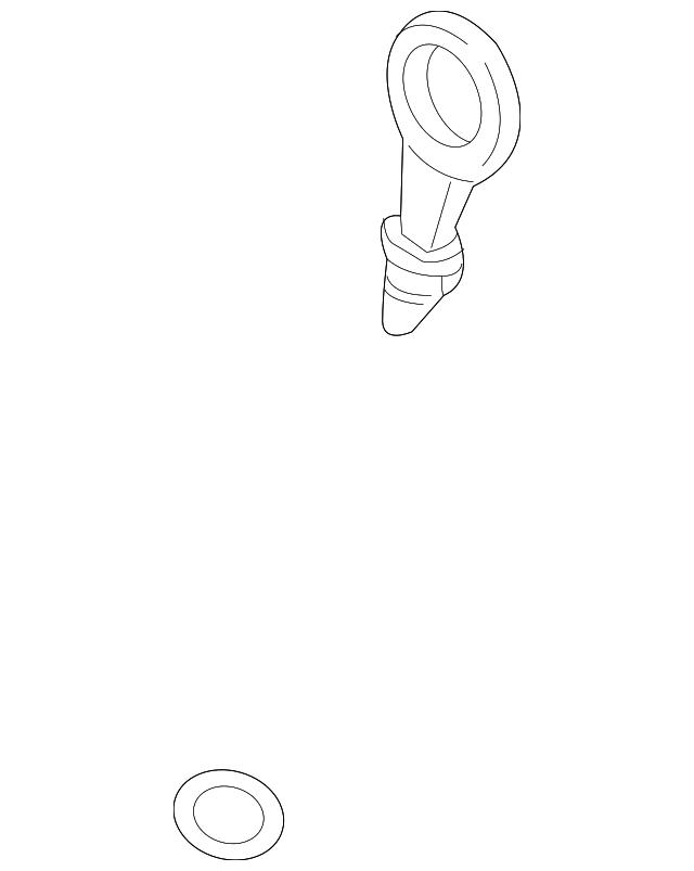 2013 2019 Volkswagen Dipstick 06k 115 611 D