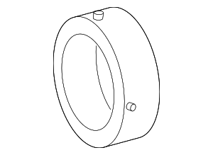 Connector Tube Gasket - Mercedes-Benz (642-094-00-80)