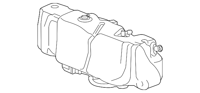 Fuel Tank Replaced By Part Number 84364051