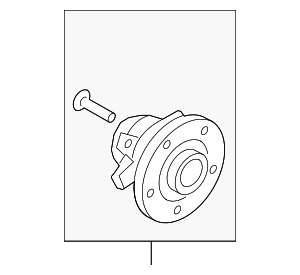 Hub & Bearing Right[pass]