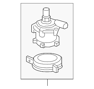 Water Pump - GM (13597899)