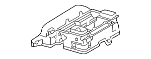 Upper Housing - Mercedes-Benz (210-830-00-03)
