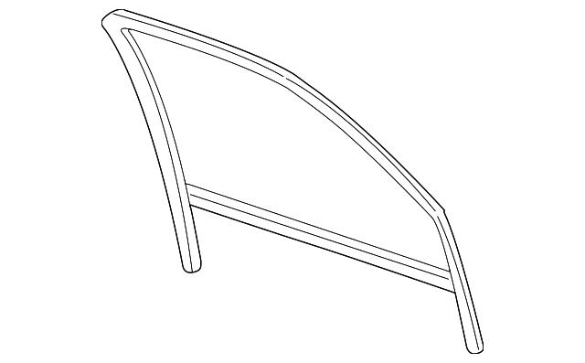 glass weather-strip