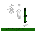 Shock Absorber - Ford (FL3Z-18124-K)