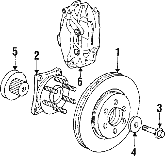 Toyota 1994-2004 2.7L Connecting Rod 3RZ-FE 3RZFE 4-Cyl 16-Val DOHC 2pc New