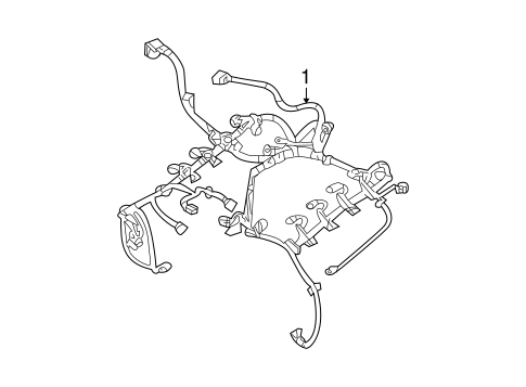 wiring harness for 2012 dodge challenger #0