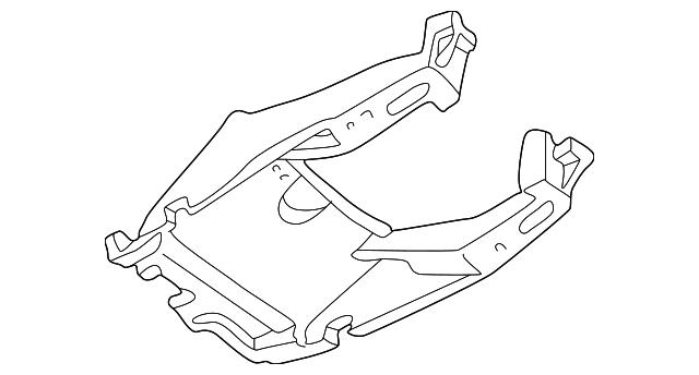 ESKY 006322 pour échelle F150 Châssis principal set