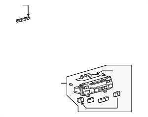 2006 lexus gx470 heater control 55900