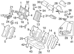 Seat Belt Guide - Volvo (39998520)